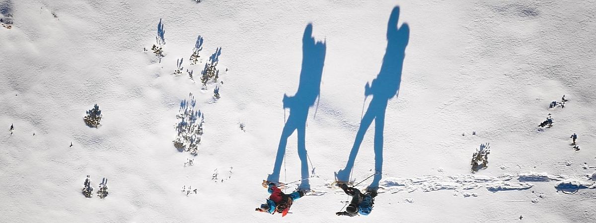Gemeinsam. Schritt für Schritt. © iStock